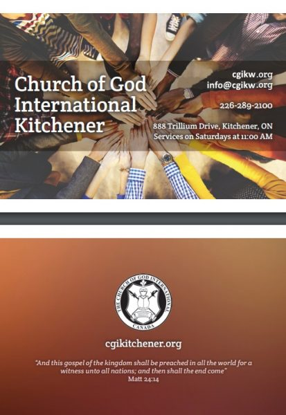 Kitchener Congregation