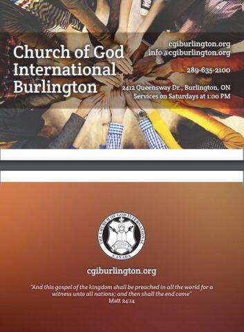 Burlington Congregation