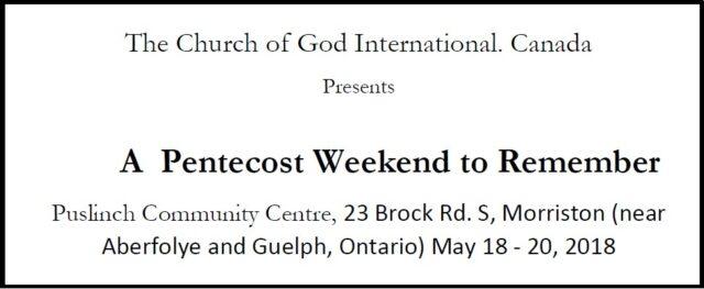 Evangelism Events