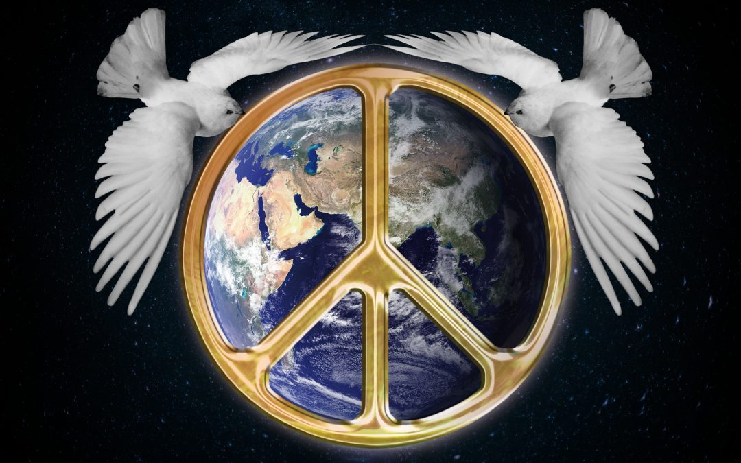 Here comes peace?